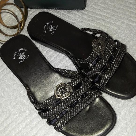 03f7d76c8 Beverly Hills Polo Club Shoes | 320 Sandals Sz 8 | Poshmark